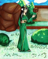 Older Toph by Thirrinaki