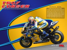 Gixxer.com calendar 3 of 12 by TreborDesigns