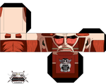 Colossal Titan P1 by hollowkingking