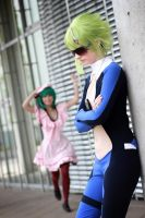 Macross Frontier - Silbings by KashinoRei