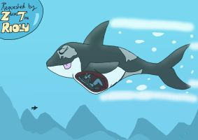 REQUEST - ''I Orca Get Outta Here!'' by Dan-the-Countdowner