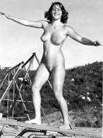 Nudist Camp, 1960's by NJDVINTAGE