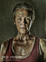 The Walking Dead: Carol: HDR Re-Edit by nerdboy69