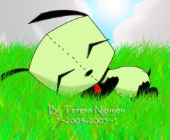 Gir Outside On A Sunny Day by xixlovexraenefx