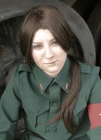 APH: Military Portrait by Vestal-Spirit