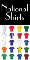National Shirts by 1905