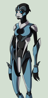 Transformers Prime OC by lledra
