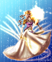Princess Zelda Twilight Princess by Ice-P-Z