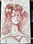 SPIDER WOMAN WIP by U-D0NT-KN0W-ME
