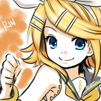 Doodle - Rin Kagamine by Na-Nami