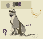 Lioness Adoptable ( CLOSED ) by GravityDefi4nce
