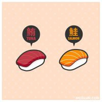 sushi by mclelun