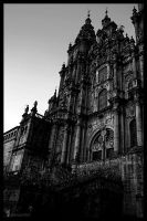 Santiago Compostela Cathedral by Juaozituh