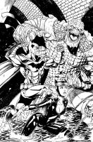 Cat Bat Croc by ColtNoble