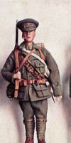 World War I-British soldier by April-Mo
