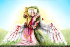 Zelda- Winged Ones - Broken by LilleahWest