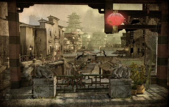 Old China by Eremes2703