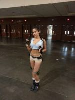 Tomb Raider Cosplay by TheCosbinator