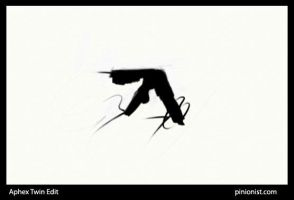 Aphex Twin -edit- by Pinionist