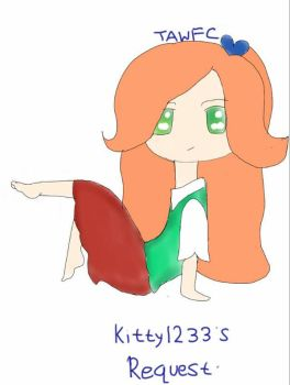 KITTY1233's Request by TAWFC