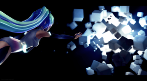 MMD - Miku TDA What If (Edited) by MikuHatsune01