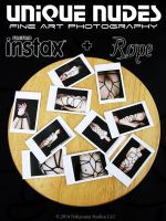 Instax + Rope: entire series for download! by UniqueNudes