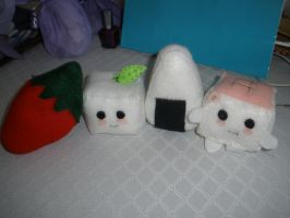 Plushie group by rose134265