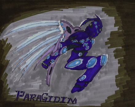 Paragidm by Gall-4185