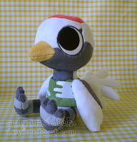 Animal Crossing: Gladys by sugarstitch