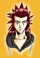 Axel by Raw-J