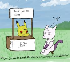 Mewtwo Brown by Almoyan