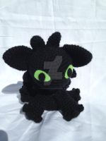 Toothless 01 by feralglance