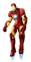 Ironman by chi-u