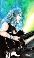 Janick Gers by Red-Szajn