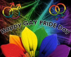 Happy GAY PRIDE Day by HERCA