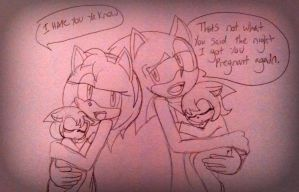Daddy Sonic Part One by Triforce-Falls