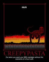 Creepypasta by Andrewnuva199