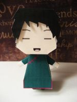 Lau Papercraft by feiyan