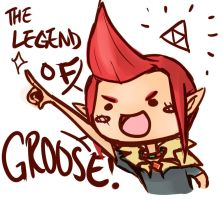 The Legend of Groose by Cayys