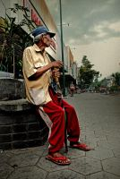 Istirahat Sejenak by apipro