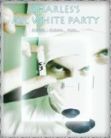 All White Party Template by andro140
