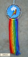 Rainbow Dash Dream Catcher ver 2 by RebelATS