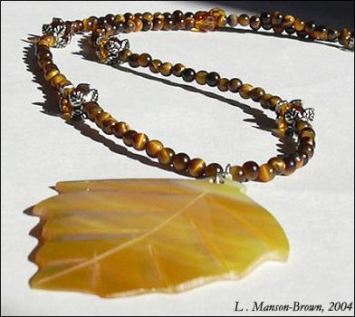 Canotila Necklace by manson-brown