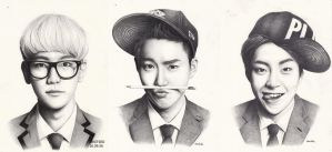EXO by DENITSED