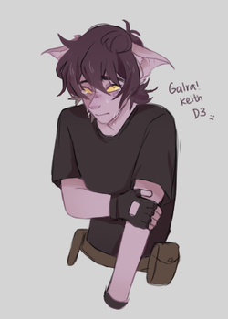Galra Keith by Lovapples