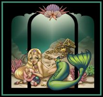 The Covetous Pisces by TiffanyTiger