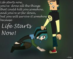 DxG-Life Starts Now by DunGwenLover