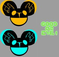 Good Vs Evil by Jirian-Hatake