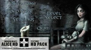 AMERICAN MCGEE'S ALICE HD TEXTURE PACK by OmriKoresh