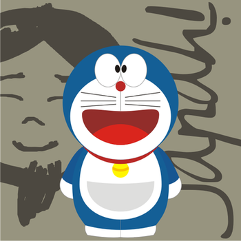 DORAEMON AND ME by Japah